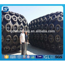 China Supplier Floating Yokohama Pneumatic Rubber Ship Fenders